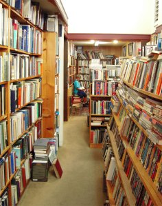 So many books, so little to eat