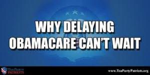 delay obamacare